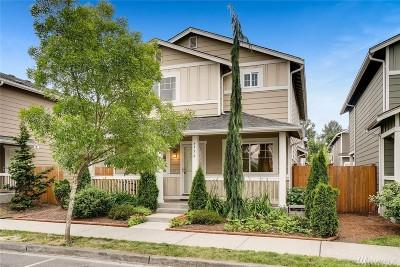 Marysville Condo/Townhouse For Sale: 4736 145th Place NE