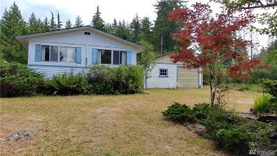 Shelton Single Family Home For Sale: 931 E Phillips Lake Loop Rd Rd E