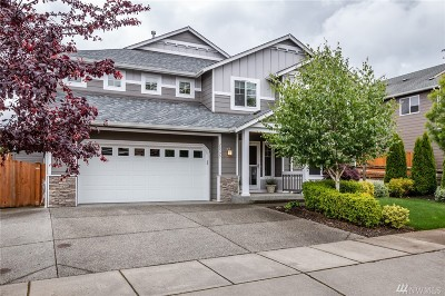 Stanwood Single Family Home Contingent: 28527 75th Dr NW