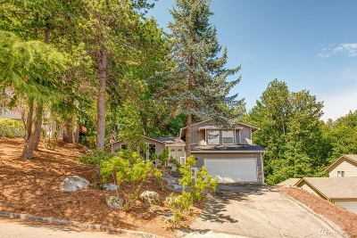 Bellevue Single Family Home For Sale: 14112 SE 49th Place