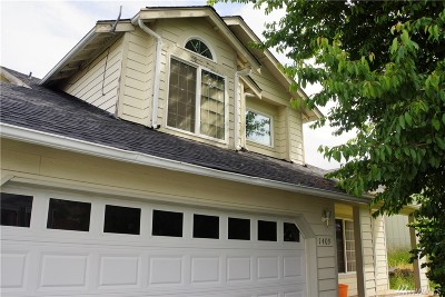 Spanaway Single Family Home For Sale: 1409 196th St Ct E