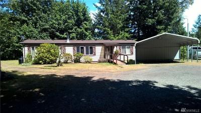 Belfair Single Family Home For Sale: 111 NE Little Mission Creek Lane