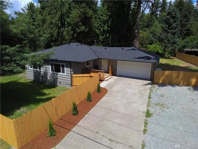 Sumner Single Family Home For Sale: 13113 Valley Ave E