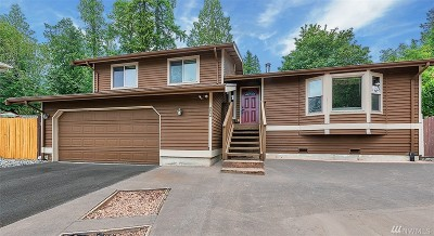 Sammamish Single Family Home For Sale: 20 210th Place NE
