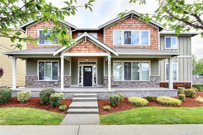 Sumner Single Family Home For Sale: 5827 Parker Rd E