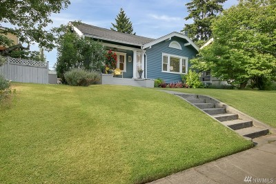 Tacoma Single Family Home For Sale: 3015 N 21st St