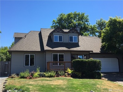 Federal Way Single Family Home For Sale: 32120 14th Ave SW