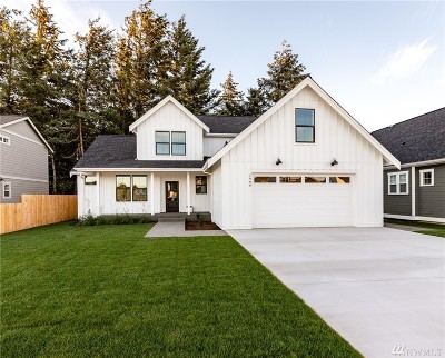 Lynden Single Family Home Sold: 1966 Feather Dr