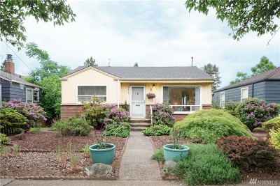 Seattle Single Family Home For Sale: 8418 9th Ave SW
