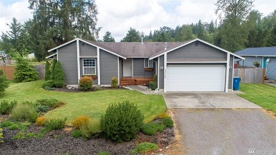 Monroe Single Family Home For Sale: 13714 254th Ave SE