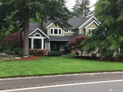 Maple Valley Single Family Home For Sale: 23802 SE 253rd Place