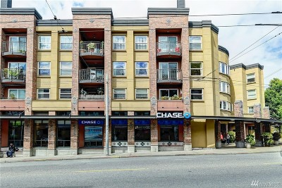 Condo/Townhouse Sold: 1417 Queen Anne Ave N #309