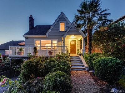 Shoreline Single Family Home For Sale: 2126 NW 201st St