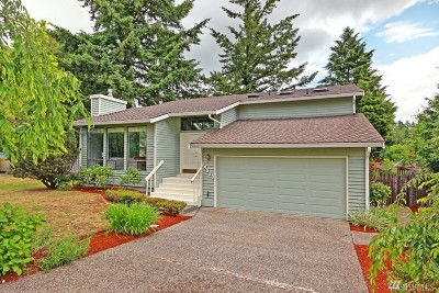Single Family Home For Sale: 15528 SE 178th Place