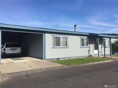 Auburn WA Mobile Home For Sale: $85,000