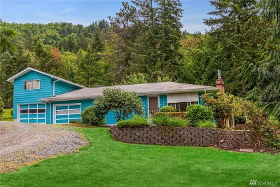 Issaquah Single Family Home For Sale: 16506 Tiger Mt. Rd SE