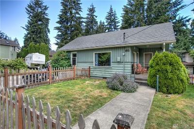 Seattle, Bellevue, Kenmore, Kirkland, Bothell Single Family Home For Sale: 12226 Densmore Ave N