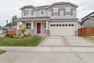 Lacey Single Family Home For Sale: 8410 23rd Ave SE