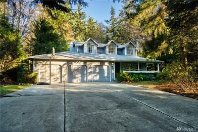 Oak Harbor Single Family Home For Sale: 2722 N Benton Place