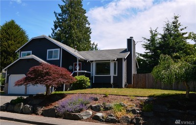 Kenmore Single Family Home For Sale: 19504 76th Ave NE