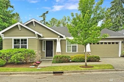 Redmond Single Family Home For Sale: 11619 239th Ave NE
