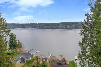 King County Residential Lots & Land For Sale: 1849 W Lake Sammamish Pkwy SE