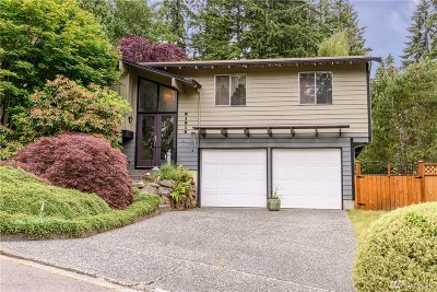 Bothell Single Family Home For Sale: 21910 6th Ave W
