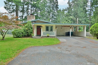 Woodinville Single Family Home For Sale: 15926 Avondale Rd NE