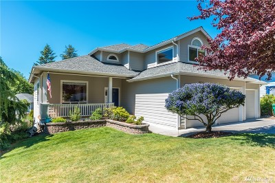 Anacortes Single Family Home For Sale: 3712 Cedar Glen Wy