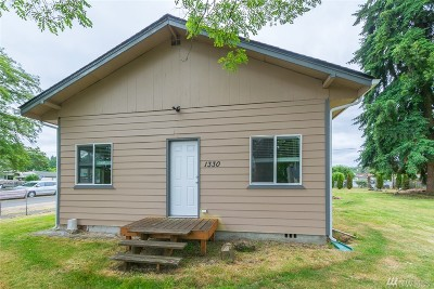 Centralia Single Family Home For Sale: 1330 Windsor Ave
