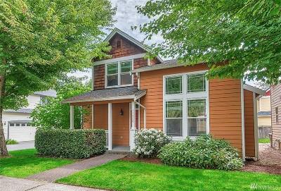Redmond Single Family Home For Sale: 11320 179th Ct NE