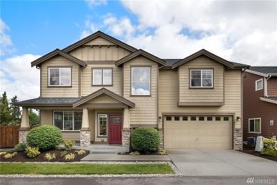 Renton Single Family Home For Sale: 2504 NE 24th Place