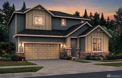 Duvall Single Family Home For Sale: 28702 NE 155th (Lot 34) St