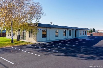 Moses Lake Commercial For Sale: 2900 W Broadway Ave