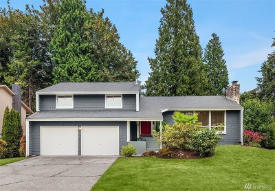 Single Family Home For Sale: 6330 152nd Ave NE
