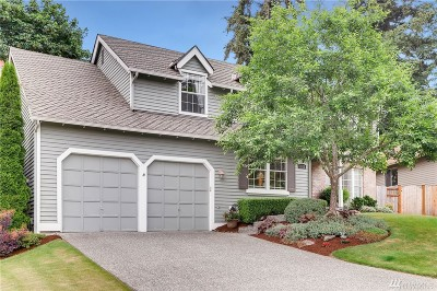 Issaquah Single Family Home For Sale: 4112 238th Ct SE