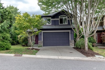 Kirkland Single Family Home For Sale: 10016 NE 142nd Place
