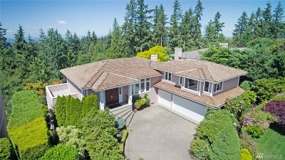 Bellevue Single Family Home For Sale: 5419 154th Ave SE