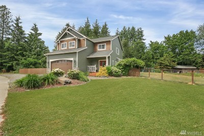 Gig Harbor Single Family Home For Sale: 12212 Peacock Hill Ave NW