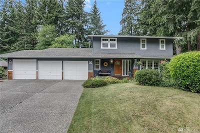 Renton Single Family Home For Sale: 15116 SE 140th Place