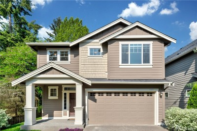 Lynnwood Single Family Home For Sale: 1324 216th St SW