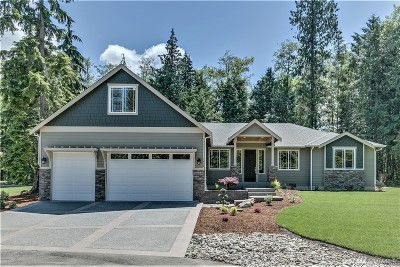 Stanwood Single Family Home For Sale: 7614 143rd Place NW