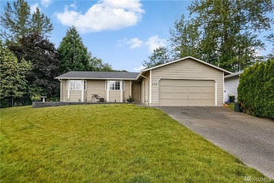 Everett Single Family Home For Sale: 10729 20th Place W