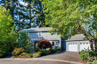 Kirkland Single Family Home For Sale: 13026 NE 71st St