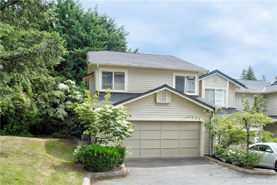 Bellevue Condo/Townhouse For Sale: 12438 NE 7th Place