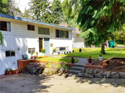 Mountlake Terrace Single Family Home For Sale: 6305 222nd St SW