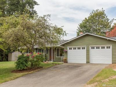 Kirkland Single Family Home For Sale: 11611 101st Place NE