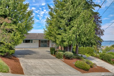 Everett Single Family Home For Sale: 3420 Tulalip Ave
