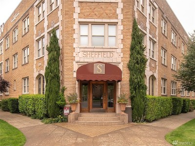 King County Condo/Townhouse For Sale: 200 17th Ave E #404
