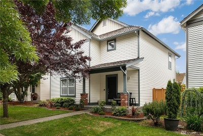 Snoqualmie Single Family Home For Sale: 7510 Cottonwood Dr SE